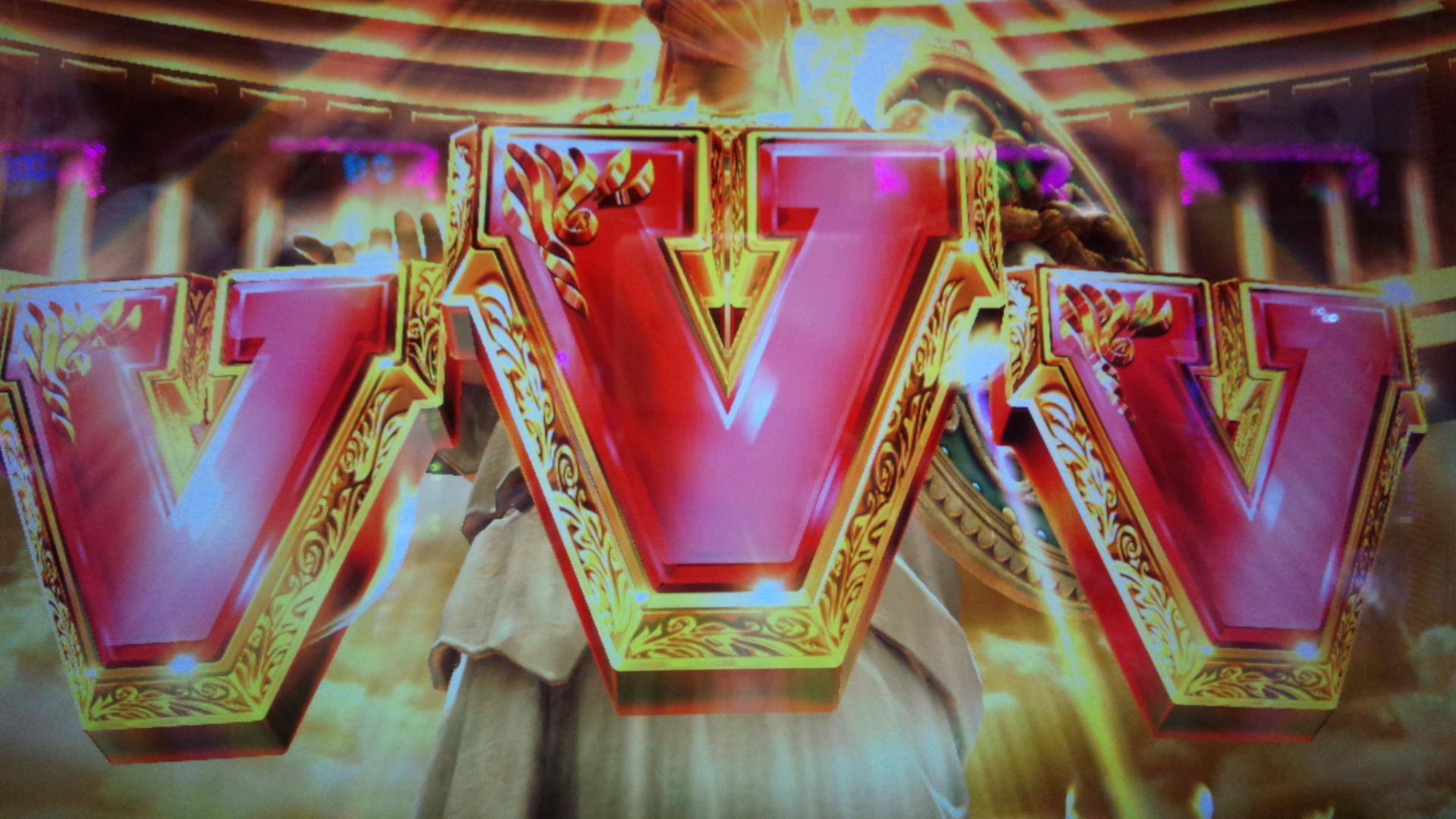 凱旋  天井VVV  再臨
